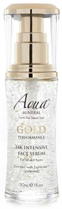 Aquamineral Gold Performance 24K Intenzív Arc Szérum