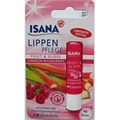 Isana Fruit & Gloss Málna-Rebarbara