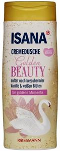 Isana Golden Beauty Krémtusfürdő