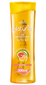 Joanna Naturia Grapefruit és Narancs Tusfürdő