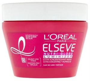 L'Oreal Paris Elseve Nutri-Gloss Luminizer Hajpakolás Fakó Hajra