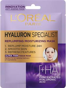 L'Oreal Paris Hyaluron Specialist Fátyolmaszk