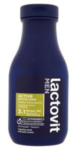 Lactovit Men Active Tusfürdő