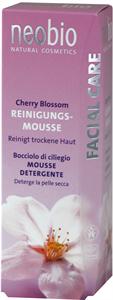 Neobio Cherry Blossom Tisztító Hab
