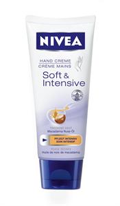 Nivea Soft & Intensive Kényeztető Krémes Kézápoló