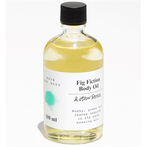 & Other Stories Fig Fiction Body Oil