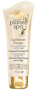 Avon Planet Spa Caribbean Escape Luxus Arcmaszk