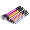 Pro Makeup Cosmetic 6pcs Eyeshadow Brush Set