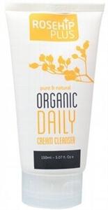 RosehipPLUS Organic Daily Cream Cleanser