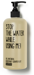 Stop The Water While Using Me! All Natural Rosemary Grapefruit Shampoo
