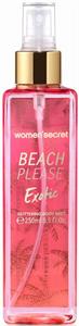 Women'Secret Beach Please Exotic Glittering Body Mist