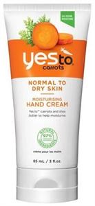 Yes To Carrots Moisturising Hand Cream