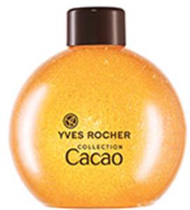 Yves Rocher Collection Kakaó és Narancs Csillámos Tusfürdő