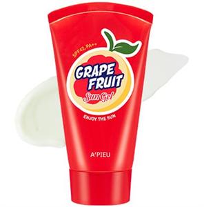 A'PIEU Grapefruit Sun Gel SPF42/PA++