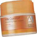 Avon Milk Comfort Nourishing Night Cream