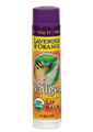 Badger Classic Lip Balm Lavender Orange