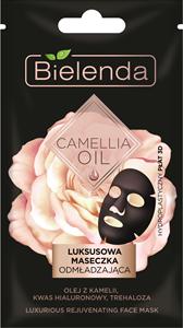 Bielenda Camellia Oil Luxus Bőrfiatalító Hatású Fátyolmaszk