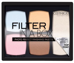 Catrice Filter In A Box Photo Perfect Finishing Paletta