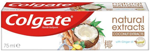 Colgate Coconut Extracts Fogkrém