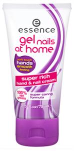 Essence Gel Nails At Home Szuper Gazdag Kéz- és Körömápoló Krém