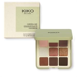 Kiko Green Me Eyeshadow Palette