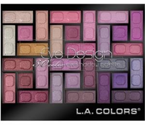 L.A. Colors Eye Design Paletta