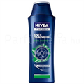 Nivea For Men Cool Korpásodás Elleni Sampon Mentollal