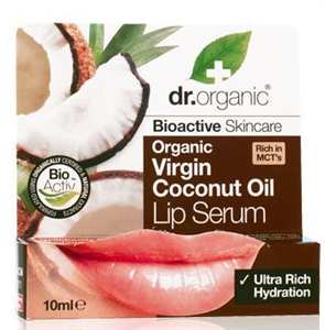 dr. Organic Organic Virgin Coconut Oil Lip Serum