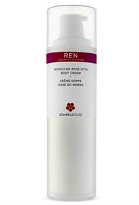 REN Moroccan Rose Otto Body Cream