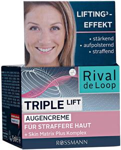 Rival De Loop Triple Lift Szemkrém