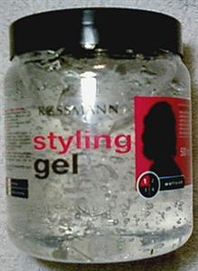 Rossmann Styling Gel Wetlook