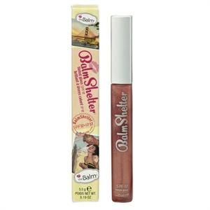 the Balm Balm Shelter Tinted Lip Gloss SPF17