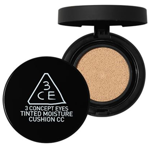3 Concept Eyes Tinted Moisture Cushion CC SPF50+ / PA+++
