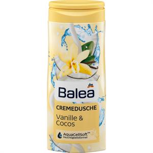 Balea Dusche&Creme Vanille & Cocos Tusfürdő