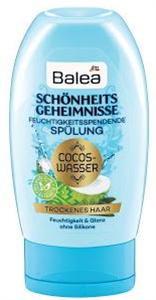 Balea Schönheitsgeheimnisse Cocos Wasser Balzsam