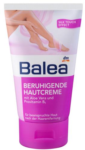 Balea Szőrtelenítés Utáni Bőrnyugtató Krém 65bedf4426