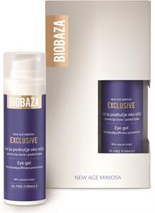 Biobaza Exclusive New Age Mimosa Szemkörnyék Ápoló Gél