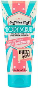 Dirty Works Buff Your Stuff Body Scrub