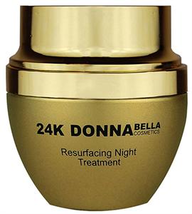 Donna Bella 24K Resurfacing Night Treatment