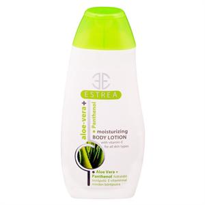 Estrea Aloe Vera & Panthenol + E- Vitamin Testápoló