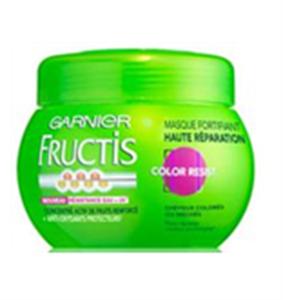 Garnier Fructis Erősítő Fényvédő Hajpakolás Festett Hajra