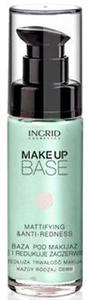 Ingrid Cosmetics Mattifying and Anti- Redndess Makeup Base