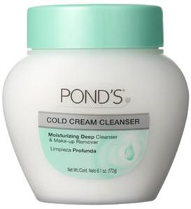 Pond's Cold Cream Cleanser Krémes Arctisztító
