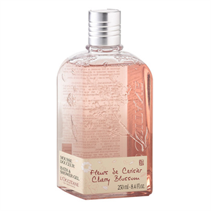 L'Occitane Cherry Blossom Gyengéd Sampon