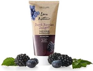 Oriflame Love Nature Dark Berries Delight Arcradír Lekvár