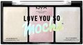 NYX Love You So Mochi Highlighting Palette
