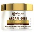 Mincer Argan Gold-Fiatalság Elixír-Hidratáló és Nyugtató Nappali Krém