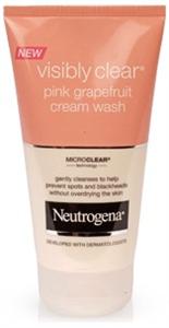 Neutrogena Visibly Clear Pink Grapefruit Krémes Arclemosó
