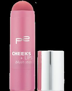 p2 Cheeks + Lips Blush Stick