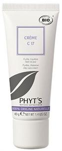 Phyt's Créme C17 Könnyű Bio Nappali Krém Zsíros, Aknés Bőrre